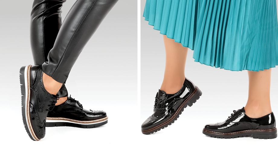 """Čevlji, ki jim pravimo """"oxfordke"""""""