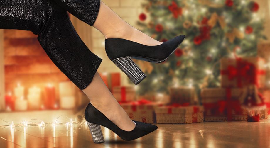 ZOOM zabava v elegantnih čevljih!