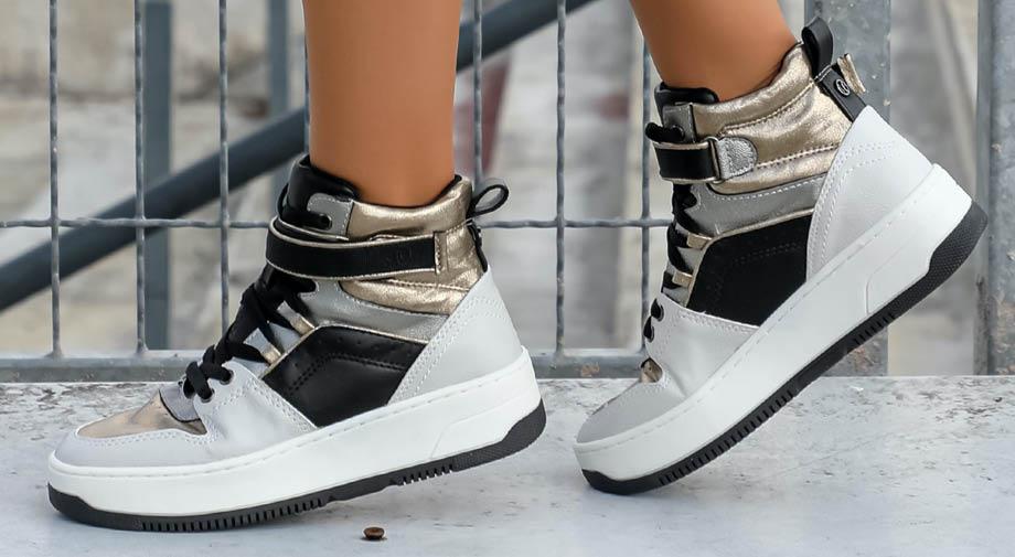 Jesenska zmagovalna kombinacija čevljev!