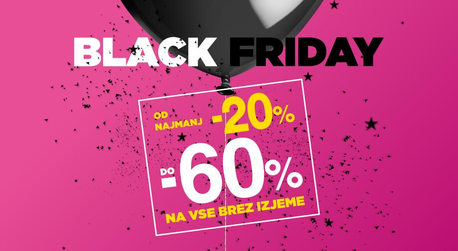 Nori Black Friday popusti OD NAJMANJ -20% DO -60%!