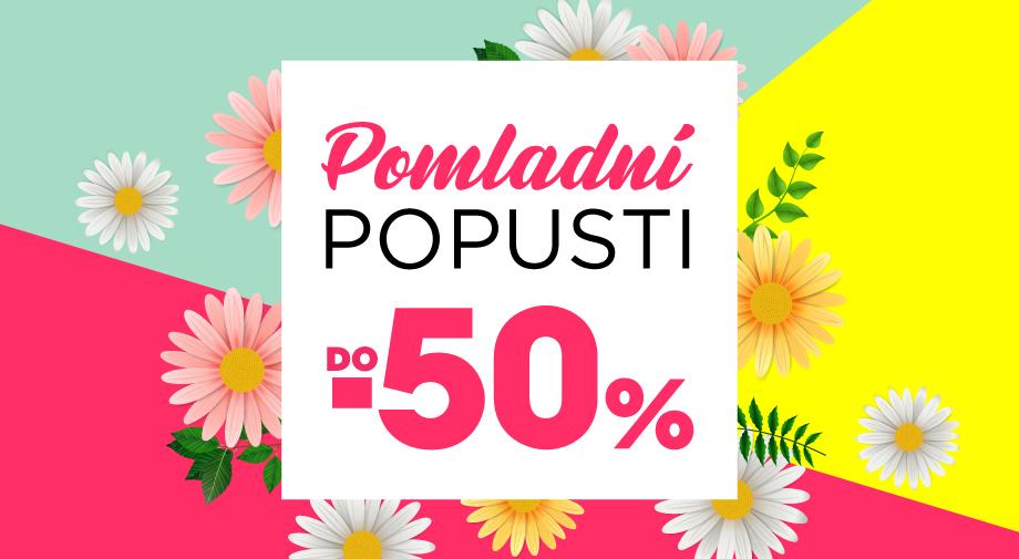 POMLADNI POPUSTI: do -50% na izbrane izdelke