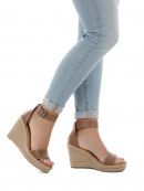 Tommy Hilfiger Essential Tommy Jeans Wedge polsandali
