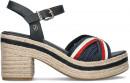 Tommy Hilfiger Artisanal Mid Heel Sandal sandali