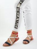 Tommy Hilfiger Essential Tommy Flat Sandal sandali