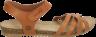 Mustang sandali