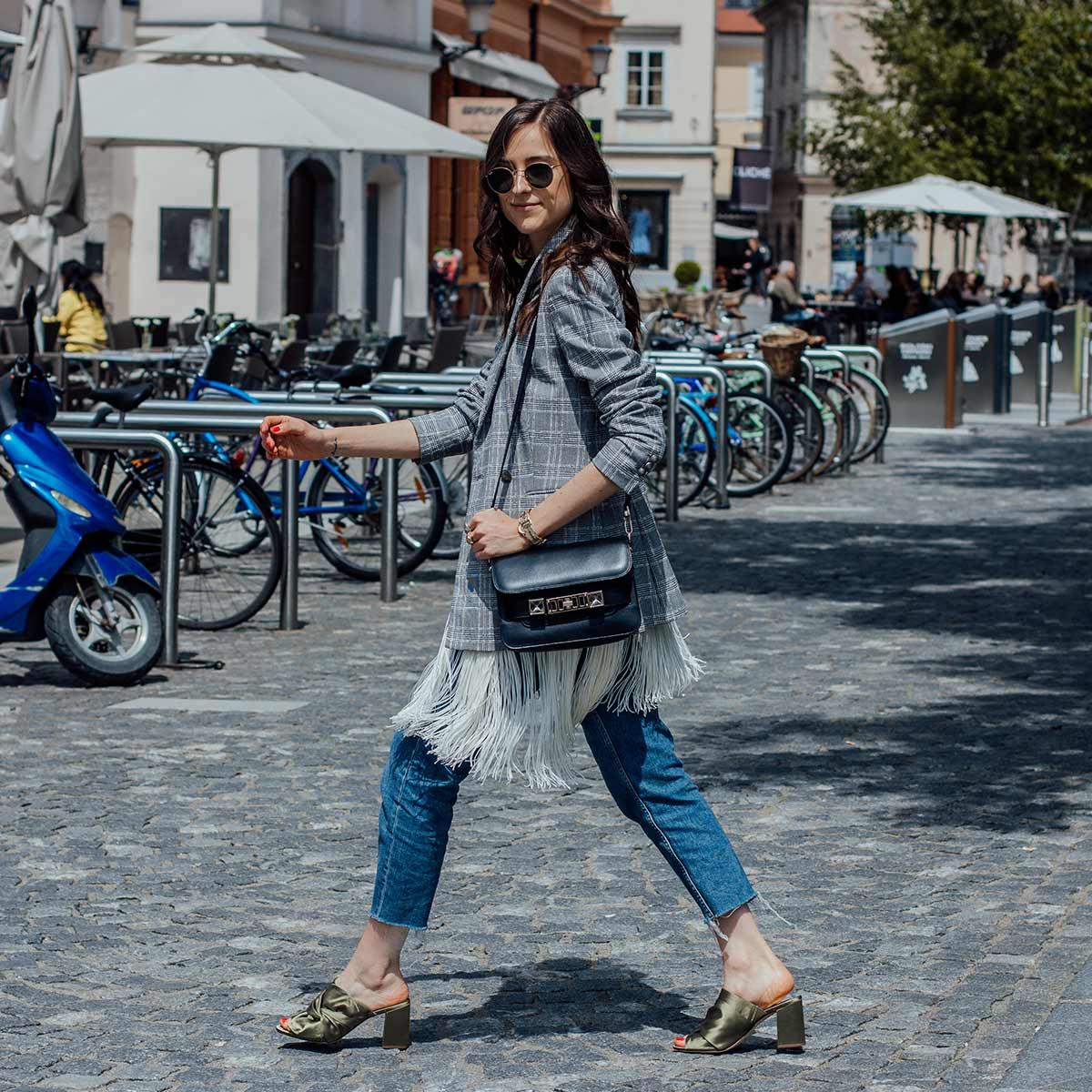 Tesa Jurjaševič: Moje poletje bo v znamenju natikačev