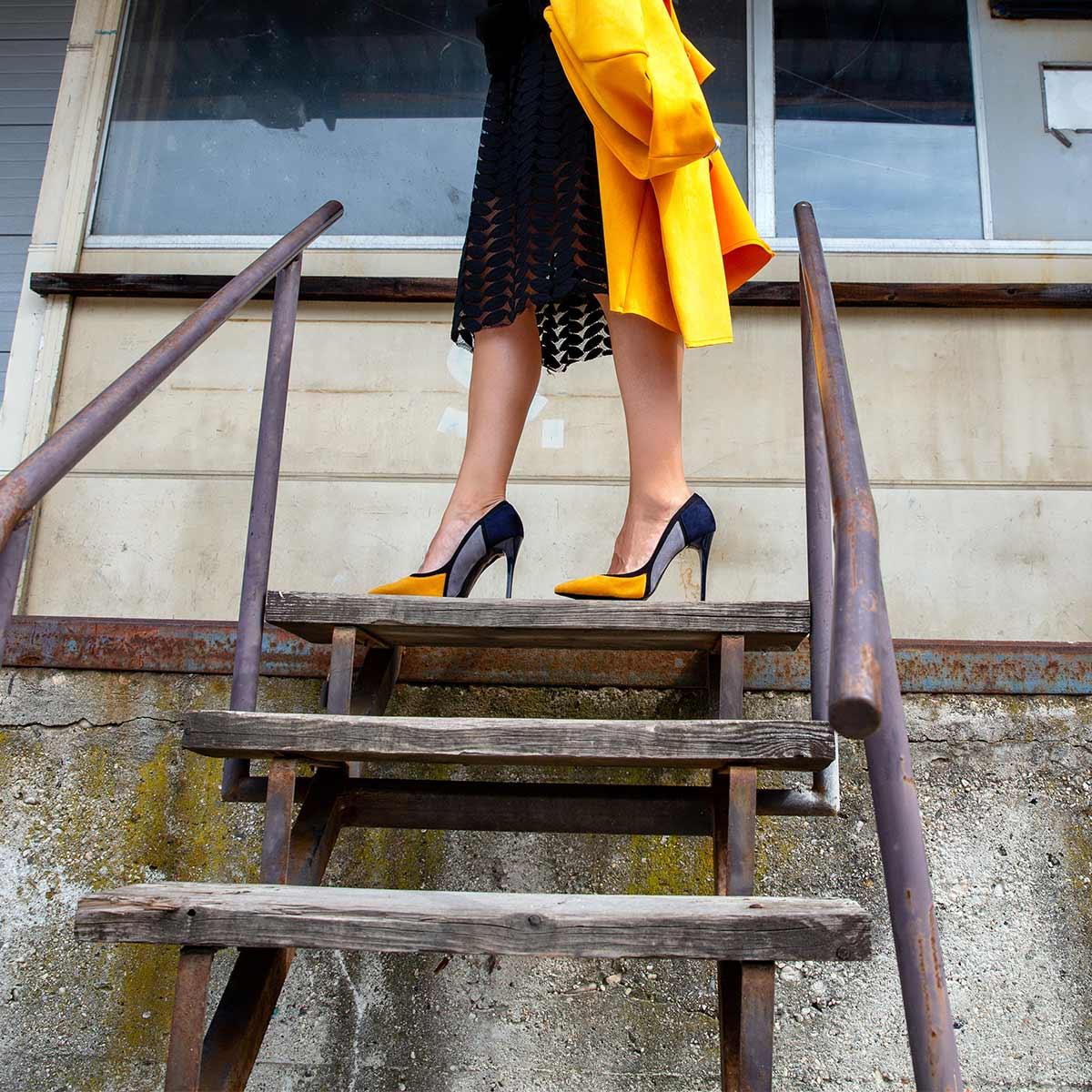 Maja: V rumeno jesen