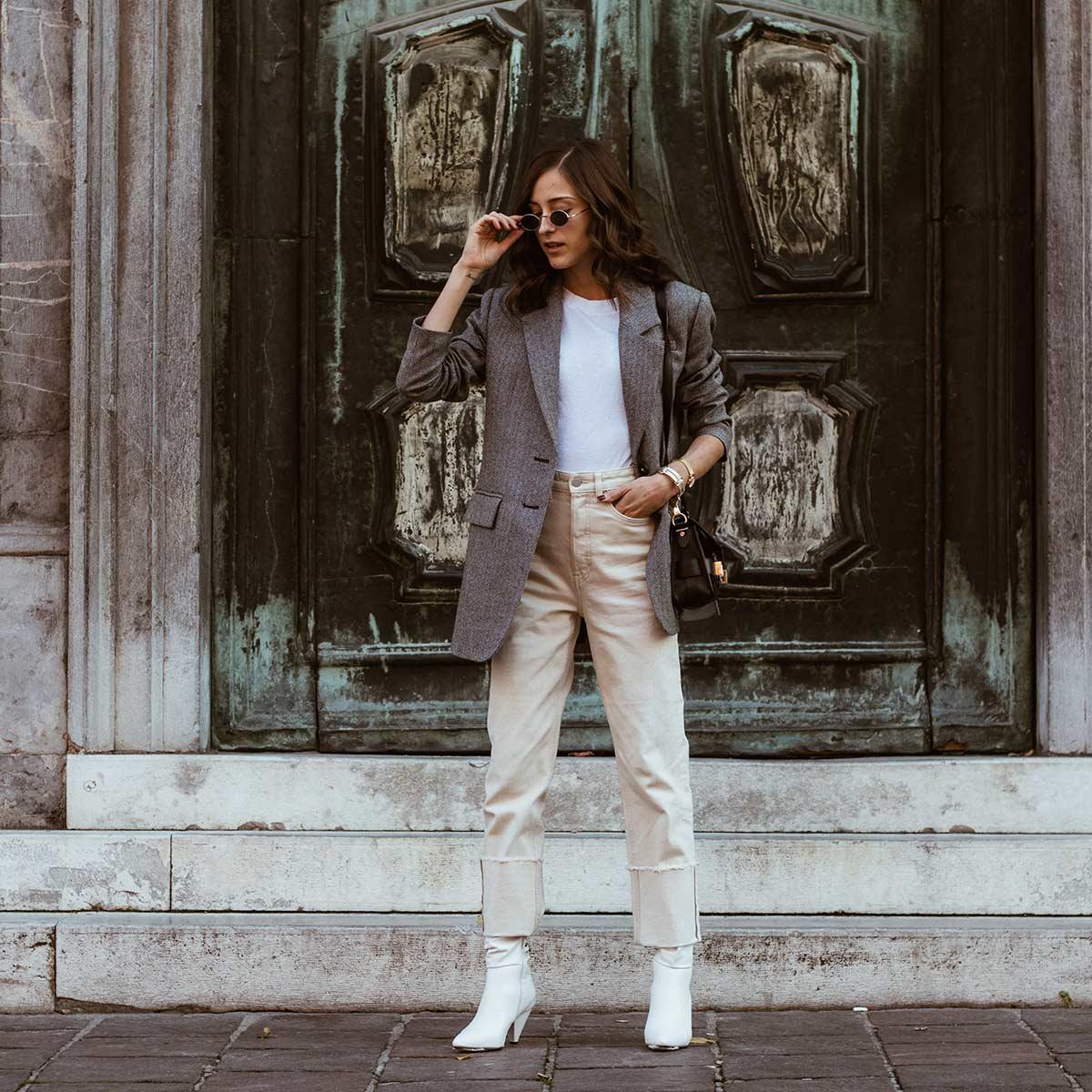 Tesa Jurjaševič: Ko je govora o čevljih in jesenskih modnih trendih