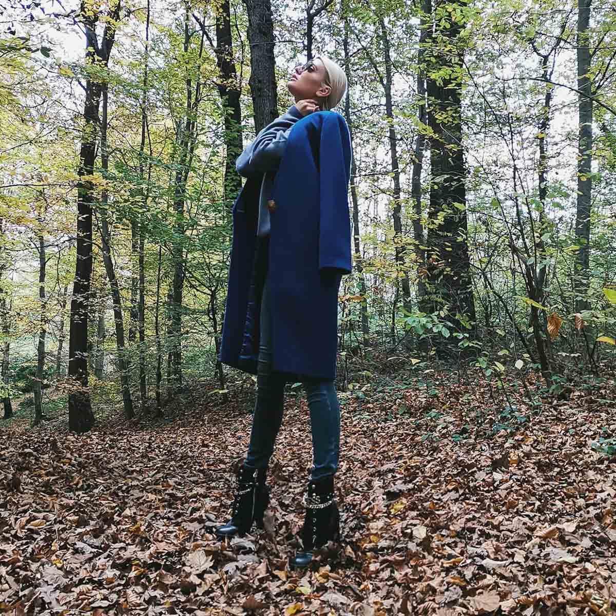 Ella Dvornik: Komaj sem dočakala jesen in zimo