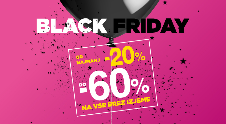 Nori Black Friday popusti OD NAJMANJ -20% DO -60%!
