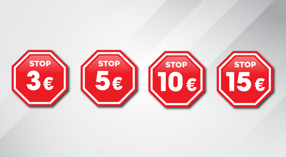 STOP Outlet cene