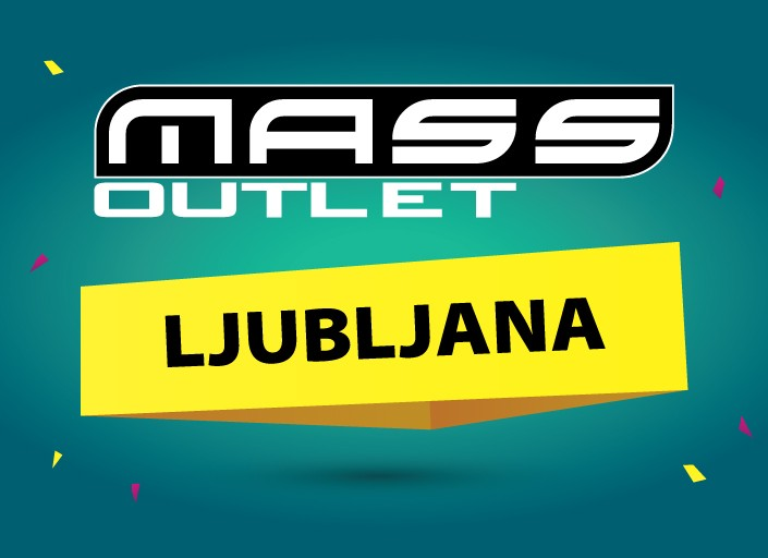 MASS Outlet Ljubljana